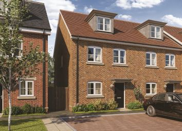 Thumbnail 3 bed terraced house for sale in Old Forest Road, Winnersh, Wokingham