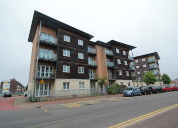 Thumbnail 1 bed flat for sale in Heol Staughton, Cardiff Bay