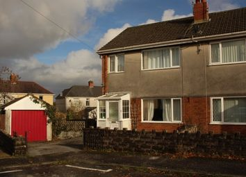 Thumbnail 3 bed semi-detached house to rent in Talbot Green, Gowerton, Swansea
