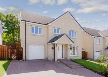 Thumbnail 5 bedroom detached house for sale in Cortmalaw Crescent, Robroyston, Glasgow, Lanarkshire