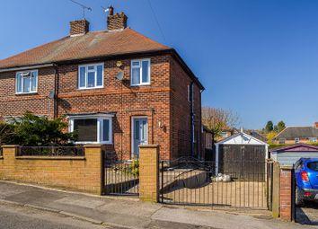 Thumbnail 3 bed semi-detached house for sale in 30 Burlington Road, Carlton, Nottingham