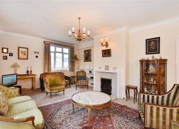Thumbnail 3 bedroom flat for sale in Melton Court, Onslow Crescent, South Kensington, London