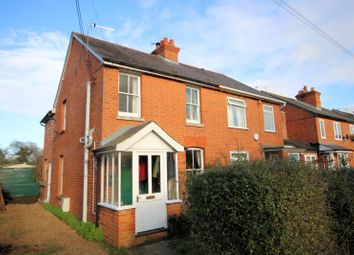 Thumbnail 3 bed semi-detached house for sale in Heathfield Avenue, Binfield Heath, Henley-On-Thames