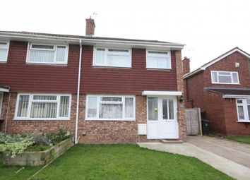 Thumbnail 3 bed semi-detached house to rent in Rowlands Rise, Puriton, Bridgwater