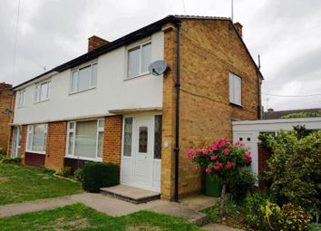 Thumbnail 3 bed semi-detached house for sale in Millers Park, Wellingborough