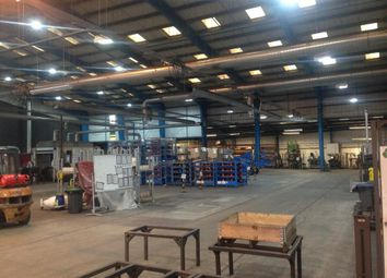 Thumbnail Industrial for sale in Witter Towbars Facility, Drome Road, Deeside Industrial Park