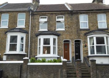 Thumbnail 2 bed property for sale in Margate Road, Ramsgate