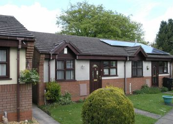 Thumbnail 1 bedroom semi-detached bungalow for sale in Retreat Gardens, Off Tipton Street, Sedgley