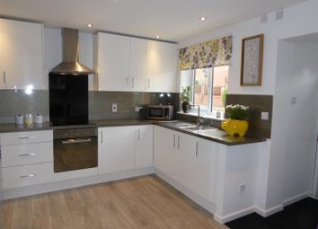 Thumbnail 3 bed detached house for sale in Home Farm Court, Castle Gresley
