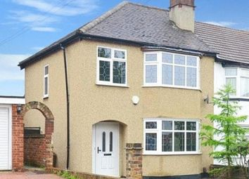 Thumbnail 3 bed semi-detached house to rent in Prince Of Wales Road, Sutton