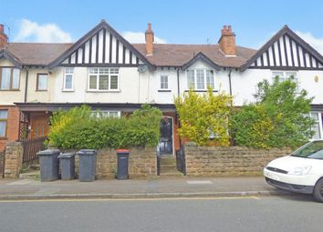 Thumbnail 2 bed terraced house to rent in Abbey Road, Beeston, Nottingham