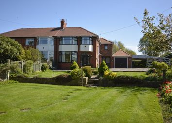 Thumbnail 4 bed semi-detached house for sale in Norley Road, Newton, Frodsham