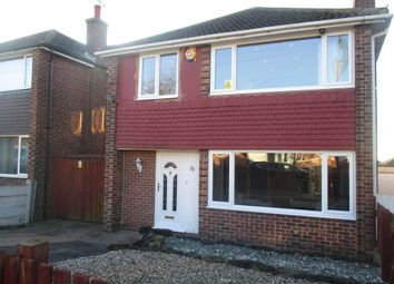 Thumbnail 3 bed detached house to rent in Rise Park Road, Nottingham