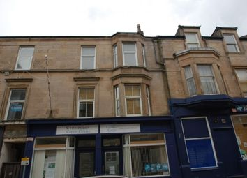 Thumbnail 2 bed flat to rent in Argyll Street, Flat 2/1 Or 3, Dunoon