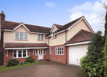 Thumbnail 5 bed detached house for sale in Juniper Gardens, Shenley, Radlett