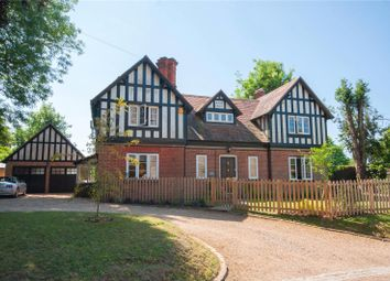 Thumbnail 4 bed detached house for sale in Brent Pelham, Buntingford, Hertfordshire