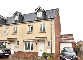 Thumbnail 4 bedroom end terrace house for sale in Flitch Green, Dunmow, Essex
