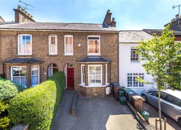 4 bed terraced house for sale in Marlborough Road, St. Albans, Hertfordshire AL1