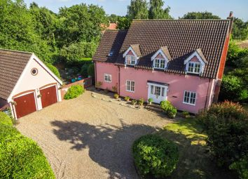 Thumbnail 5 bed detached house for sale in Talbots Meadow, Stuston, Diss, Norfolk