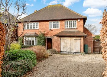 Thumbnail 4 bed detached house for sale in Ennismore Avenue, Guildford