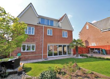 Thumbnail 5 bed detached house for sale in Pemberton Field, Rochford