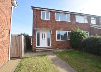 Thumbnail 3 bed semi-detached house for sale in Canterbury Gardens, Hadleigh, Ipswich