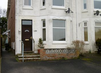 Thumbnail 1 bedroom flat to rent in Sterte Esplanade, Poole