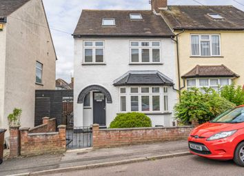 Thumbnail 4 bed semi-detached house for sale in Cross Road, Oxhey Village