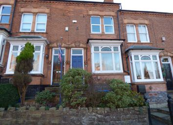 Thumbnail 2 bed terraced house for sale in Hartledon Road, Harborne, Birmingham