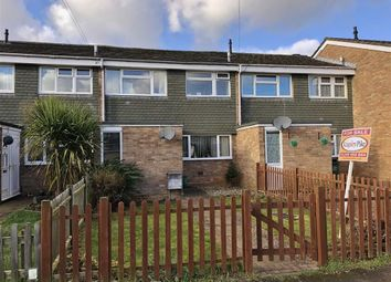 Thumbnail 3 bed terraced house for sale in Queens Crescent, Chippenham, Wiltshire