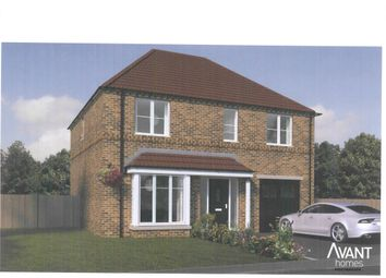 Thumbnail 4 bed detached house for sale in Cygnet Drive, Mexborough