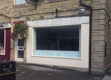 Thumbnail Retail premises to let in 4 Crown Street, Hebden Bridge