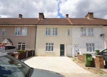Thumbnail 3 bed terraced house to rent in Baron Road, Chadwell Heath