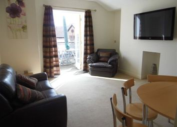 Thumbnail 1 bed flat to rent in Greenlands House, Widemarsh Street, Hereford