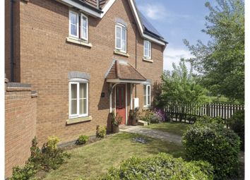 3 bed semi-detached house for sale in Robinson Way, Wootton Fields, Northampton NN4