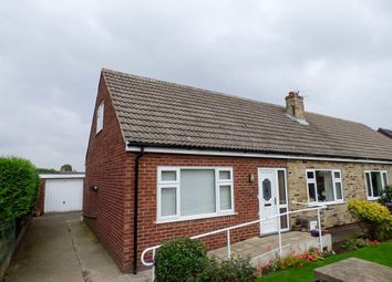 Thumbnail 2 bed semi-detached bungalow for sale in Savile Place, Mirfield