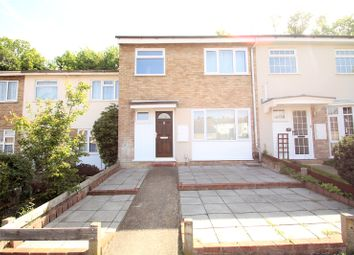 Thumbnail 3 bedroom terraced house for sale in St Michaels Close, Chatham, Kent