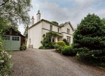 Thumbnail 4 bedroom detached house for sale in Armitage, West Glen Road, Kilmacolm