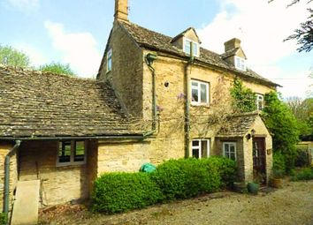 Thumbnail 3 bed detached house to rent in Broughton Poggs, Filkins, Lechlade