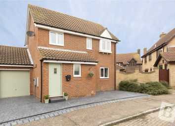 Thumbnail 3 bed detached house for sale in Gladden Fields, South Woodham Ferrers, Essex