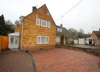 Thumbnail 3 bed semi-detached house for sale in Crunch Croft, Sturmer