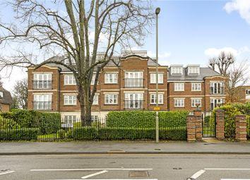 Alexandra Mansions, 19 Alexandra Road, Epsom, Surrey KT17. 2 bed flat for sale