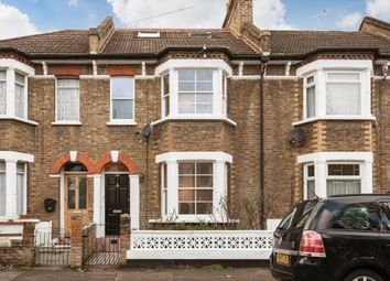 Thumbnail 4 bedroom terraced house for sale in Ermine Road, London