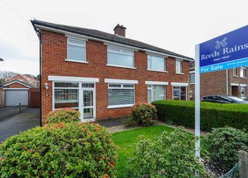 Thumbnail 3 bedroom semi-detached house for sale in Kingsdale Park, Gilnahirk, Belfast