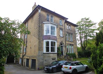 Thumbnail 2 bed flat to rent in Flat 5, Huntcliffe House, 25 Otley Road