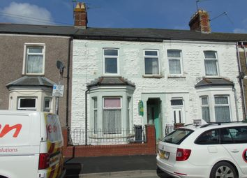 Thumbnail 3 bed terraced house for sale in Craddock Street, Cardiff