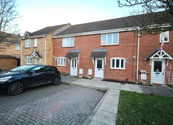 Thumbnail 3 bed terraced house for sale in Grebe Close, Cowplain, Waterlooville