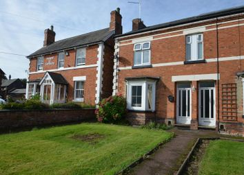 Thumbnail 2 bed semi-detached house for sale in Station Street, Kibworth, Leicestershire