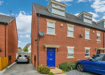 Thumbnail 3 bedroom terraced house for sale in Jensen Mews, West Hull, Hull