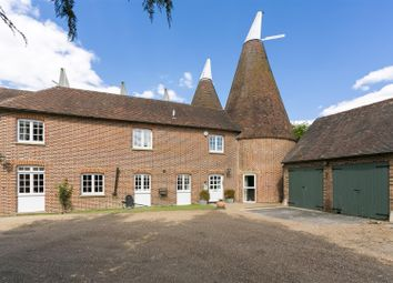Bramley Oast, Broadwater Road, West Malling ME19. 4 bed semi-detached house